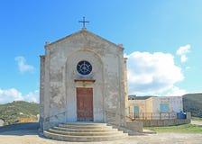 Εκκλησία της Barbara Santa Στοκ εικόνες με δικαίωμα ελεύθερης χρήσης