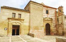 Εκκλησία της Carmen, Antequera, Μάλαγα επαρχία, Ισπανία Στοκ Φωτογραφία