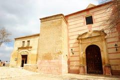 Εκκλησία της Carmen, Antequera, Μάλαγα επαρχία, Ισπανία Στοκ φωτογραφίες με δικαίωμα ελεύθερης χρήσης
