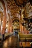 Εκκλησία της Catharine (kyrka Katarina) στη Στοκχόλμη Στοκ φωτογραφία με δικαίωμα ελεύθερης χρήσης