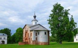 Εκκλησία της paraskeva-Παρασκευής του ST Στοκ φωτογραφίες με δικαίωμα ελεύθερης χρήσης