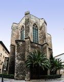 Εκκλησία της Santa Margarita, Palma, Majorca, Ισπανία Στοκ εικόνες με δικαίωμα ελεύθερης χρήσης