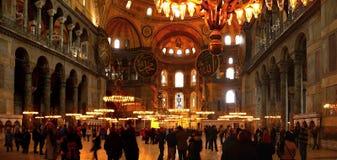 Εκκλησία της Sofia Κωνσταντινούπολη Στοκ Εικόνα