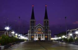 Εκκλησία της Virgin Mary Στοκ Εικόνες