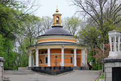 Εκκλησία του Άγιου Βασίλη στον τάφο Askold ` s, Κίεβο Στοκ φωτογραφίες με δικαίωμα ελεύθερης χρήσης