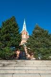 Εκκλησία του Αλεξάνδρου, Τάμπερε Στοκ εικόνες με δικαίωμα ελεύθερης χρήσης