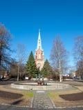 Εκκλησία του Αλεξάνδρου, Τάμπερε Στοκ Φωτογραφία
