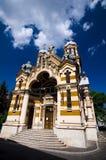 Εκκλησία του Βουκουρεστι'ου - Amzei Στοκ Φωτογραφίες