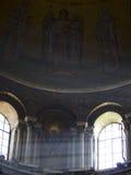 Εκκλησία του ιερού θόλου τάφων Στοκ φωτογραφία με δικαίωμα ελεύθερης χρήσης