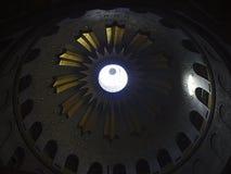 Εκκλησία του ιερού θόλου τάφων Στοκ φωτογραφίες με δικαίωμα ελεύθερης χρήσης