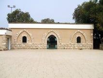 Εκκλησία του πολλαπλασιασμού των φραντζολών και των ψαριών σε Tabgha, Ισραήλ Στοκ εικόνες με δικαίωμα ελεύθερης χρήσης