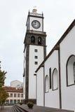 Εκκλησία του Σάο Sebastiao Στοκ εικόνα με δικαίωμα ελεύθερης χρήσης
