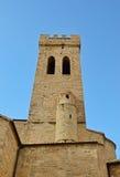 Εκκλησία του Σαντιάγο Apostol σε Sanguesa Στοκ εικόνες με δικαίωμα ελεύθερης χρήσης
