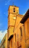 Εκκλησία του Σαντιάγο Apostol στη Μάλαγα, Ισπανία Στοκ εικόνα με δικαίωμα ελεύθερης χρήσης