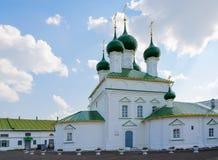 Εκκλησία του λυτρωτή στις τάξεις, Kostroma, Ρωσία Στοκ φωτογραφία με δικαίωμα ελεύθερης χρήσης