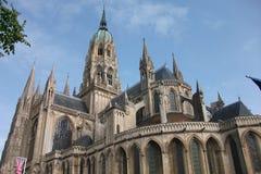 Εκκλησία του Bayeux Στοκ Εικόνες