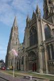 Εκκλησία του Bayeux Στοκ φωτογραφίες με δικαίωμα ελεύθερης χρήσης