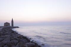 Εκκλησία του dell'Angelo Madonna Στοκ εικόνα με δικαίωμα ελεύθερης χρήσης