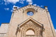 Εκκλησία του della Strada Madonna. Taurisano. Πούλια. Ιταλία. Στοκ Φωτογραφίες