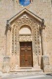 Εκκλησία του della Strada Madonna. Taurisano. Πούλια. Ιταλία. Στοκ εικόνες με δικαίωμα ελεύθερης χρήσης