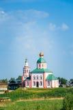 Εκκλησία του Elijah η εκκλησία του Elias προφητών - εκκλησία Στοκ εικόνα με δικαίωμα ελεύθερης χρήσης