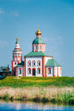 Εκκλησία του Elijah ο προφήτης, εκκλησία του Elias - Στοκ εικόνα με δικαίωμα ελεύθερης χρήσης