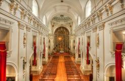 Εκκλησία του Jesuits στο Τολέδο, Ισπανία Στοκ φωτογραφίες με δικαίωμα ελεύθερης χρήσης