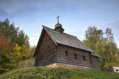 Εκκλησία του Michael αρχαγγέλων Ples Στοκ Εικόνες