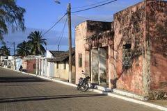 Εκκλησία του NIO Santo Antà ³ - νησί της Μοζαμβίκης Στοκ Εικόνα