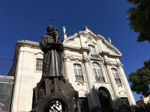 Εκκλησία του NIO Santo Antà ³ Στοκ φωτογραφίες με δικαίωμα ελεύθερης χρήσης