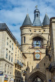 Εκκλησία του Saint Eloi στο Μπορντώ, Γαλλία Στοκ Εικόνες