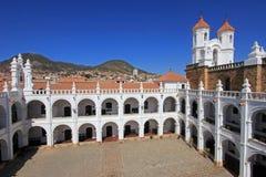 Εκκλησία του SAN Felipe Neri, sucre, Βολιβία Στοκ εικόνα με δικαίωμα ελεύθερης χρήσης