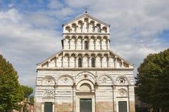Εκκλησία του SAN Paolo ένα d'Arno Ripa, Πίζα Στοκ φωτογραφία με δικαίωμα ελεύθερης χρήσης