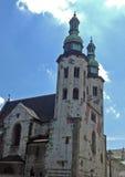Εκκλησία του ST Andrew σε Krakà ³ W, Πολωνία Στοκ εικόνα με δικαίωμα ελεύθερης χρήσης