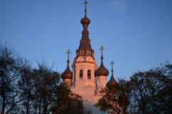 Εκκλησία του ST Andrew Στοκ εικόνες με δικαίωμα ελεύθερης χρήσης