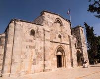 Εκκλησία του ST Anne, Ιερουσαλήμ Στοκ Φωτογραφίες