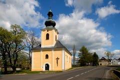 Εκκλησία του ST Anne Στοκ Εικόνα