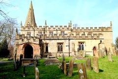 Εκκλησία του ST Anne, Baslow, Derbyshire Στοκ Εικόνα