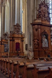 Εκκλησία του ST Anne ` s και εκκλησία του ST Francis και του ST Bernard Στοκ εικόνα με δικαίωμα ελεύθερης χρήσης