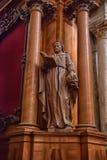 Εκκλησία του ST Anne ` s και εκκλησία του ST Francis και του ST Bernard Στοκ φωτογραφίες με δικαίωμα ελεύθερης χρήσης