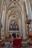 Εκκλησία του ST Anne ` s και εκκλησία του ST Francis και του ST Bernard Στοκ Εικόνα