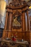 Εκκλησία του ST Anne ` s και εκκλησία του ST Francis και του ST Bernard Στοκ Εικόνες