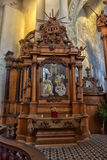 Εκκλησία του ST Anne ` s και εκκλησία του ST Francis και του ST Bernard Στοκ Φωτογραφίες