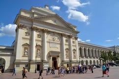 Εκκλησία του ST Annes στη Βαρσοβία (Πολωνία) Στοκ φωτογραφίες με δικαίωμα ελεύθερης χρήσης