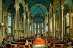 Εκκλησία του ST Anthony, Ιστανμπούλ Στοκ Εικόνα