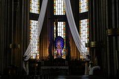 Εκκλησία του ST Anthony της Πάδοβας, Ιστανμπούλ Στοκ Φωτογραφίες