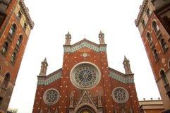 Εκκλησία του ST Anthony της Πάδοβας, Στοκ φωτογραφία με δικαίωμα ελεύθερης χρήσης