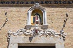 Εκκλησία του ST Antonio SAN Severo Πούλια Ιταλία Στοκ Εικόνες