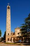 Εκκλησία του ST Antony San Antonio σε Lanciano Ιταλία Στοκ φωτογραφία με δικαίωμα ελεύθερης χρήσης