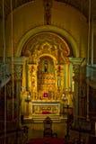 Εκκλησία του ST Cajetan, Anjuna, Goa, Ινδία Στοκ φωτογραφία με δικαίωμα ελεύθερης χρήσης
